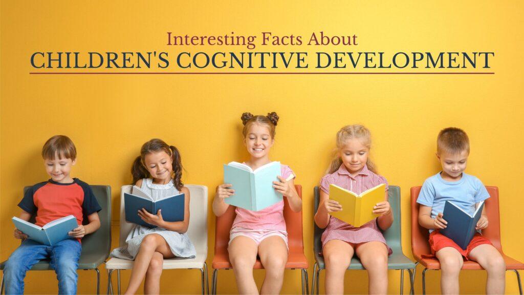 Children's Cognitive Development Blog Post Cover